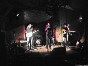 Max Buskohl & The Chosen Few live in der Jever Eventhalle