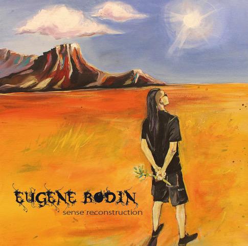 Eugene Rodin. Sense Reconstruction. Cover