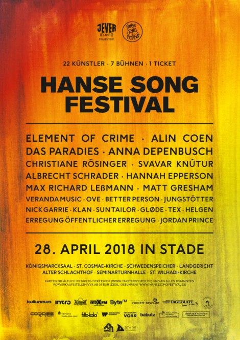 Hanse Song Festival 2018