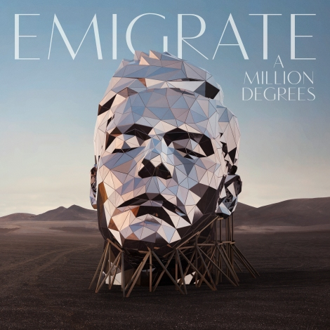 0_Emigrate_A Million Degrees_cover